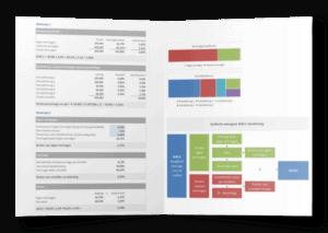 Voorbeeld WACC berekening Excel