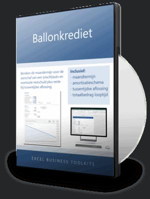 ballonkrediet product