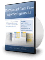 Discounted Cash Flow (DCF) waarderingsmodel