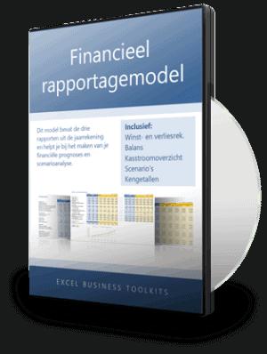 Financieel rapportagemodel