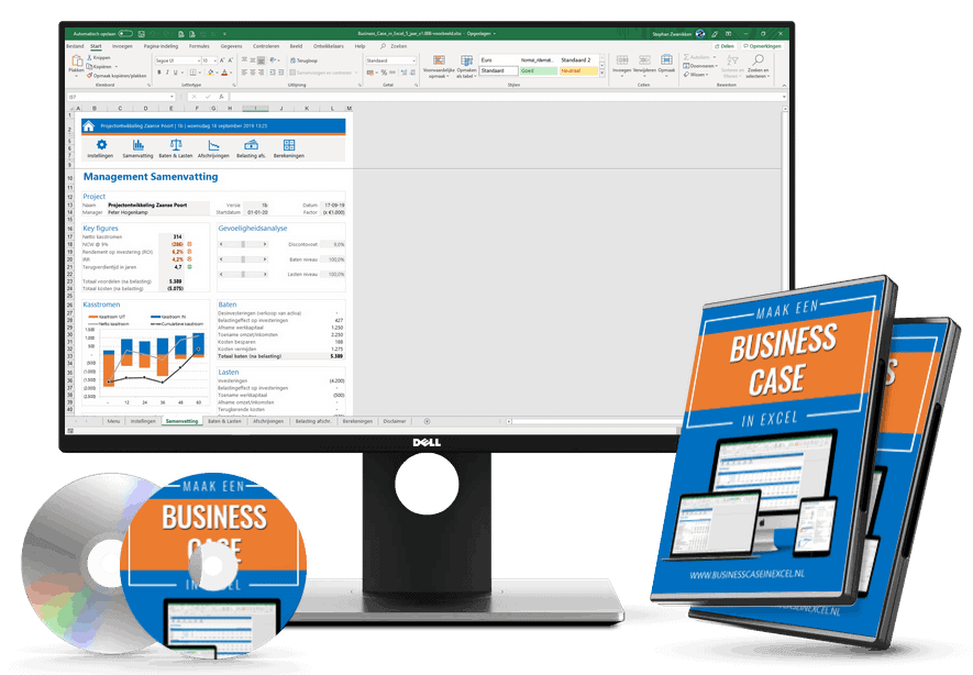 Excel Business Case