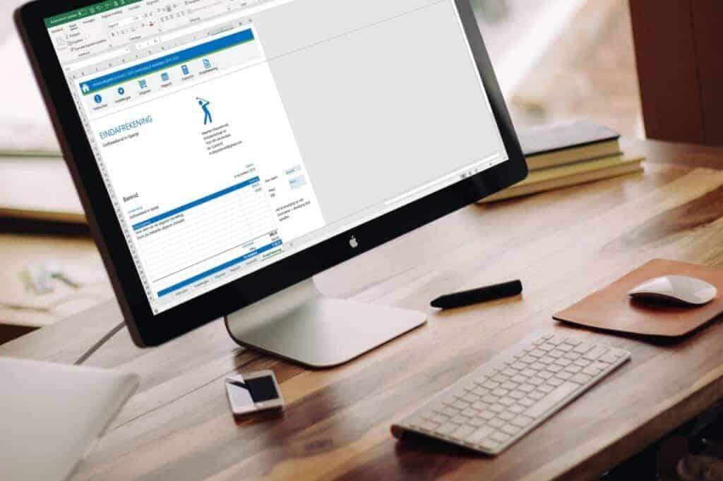 Groepsuitgaven beheren en verdelen in Excel