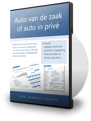 Auto van de zaak of in privé?