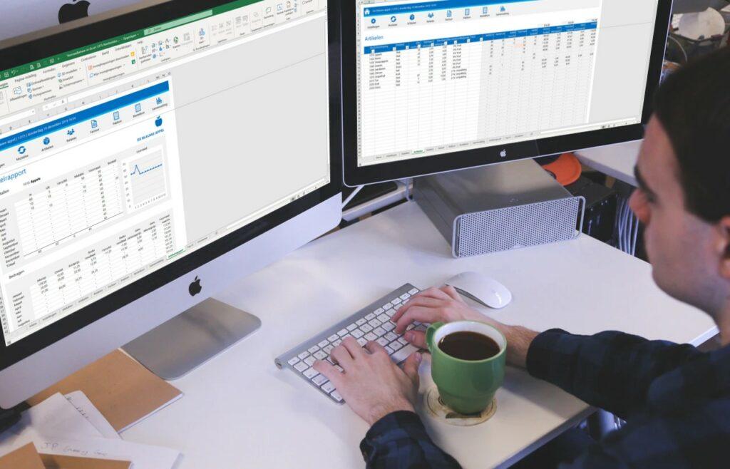 Excel voorraadbeheer