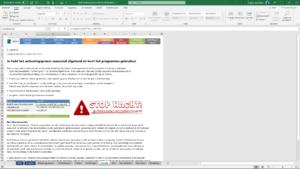 Licentie - activatiecode aanvragen en invullen