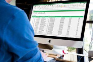 Consolidatietool in Excel