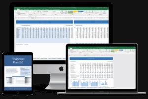 Financieel plan maken in Excel