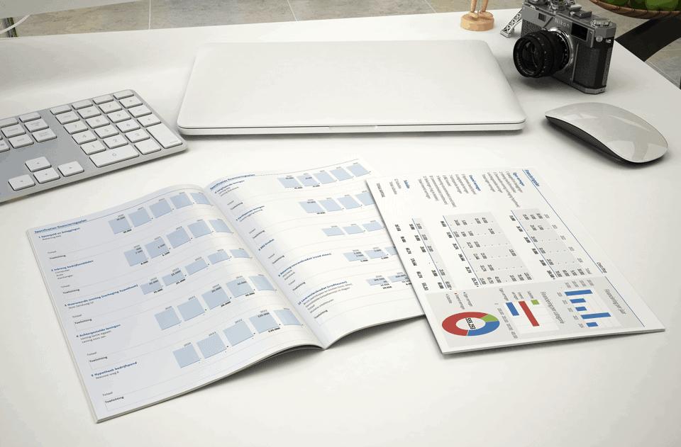 Financieringsplan maken in Excel