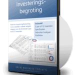 Investeringsbegroting maken in Excel