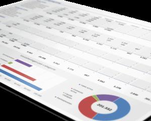 Investeringsbegroting in Excel