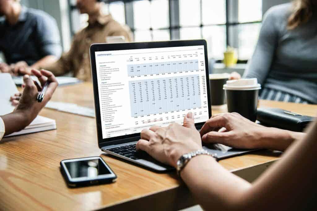 Liquiditeitsprognose maken in Excel