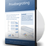 Privebegroting in Excel maken