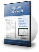 Dagstaat TLN-model