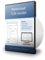 Weekstaat TLN-model