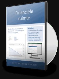 Financiële ruimte berekenen