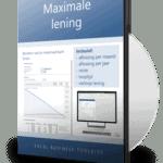 Maximale lening berekenen