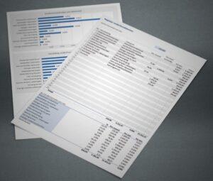 Onderhoudskosten registreren in Excel
