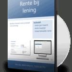 Rente bij lening berekenen