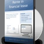 Rente in financial lease