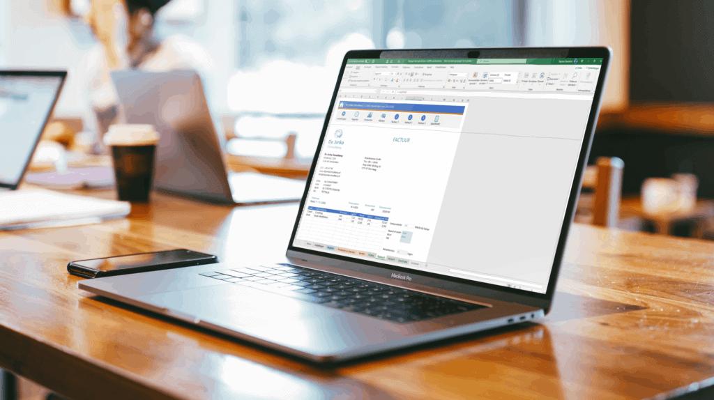 Factuurspecificatie maken in Excel