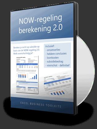NOW-regeling 2.0 berekening Excel