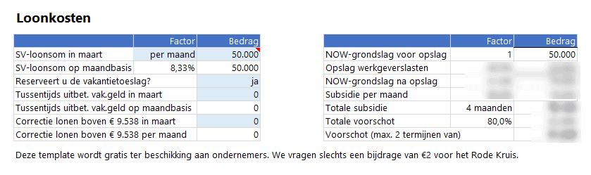 NOW-regeling 2.0 berekenen stap 4 - v11