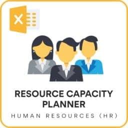Resource Capacity Planner