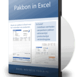 Pakbon in Excel
