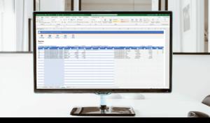 Pakbon in Excel maken op je computer