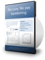 No cure, no pay berekening