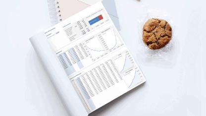 Maak een no cure no pay berekening in Excel