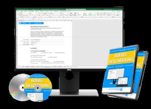 Boedelbeschrijving maken in Excel bij erfrecht