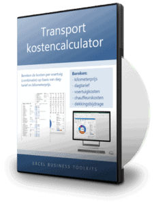 Transport kostencalculator