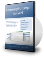 Leaseverplichtingen in Excel