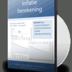 Inflatie berekening in Excel