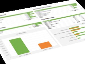 Uitvaartkosten in Excel berekenen