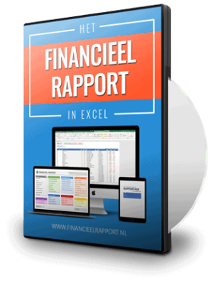 Financieel rapport in Excel