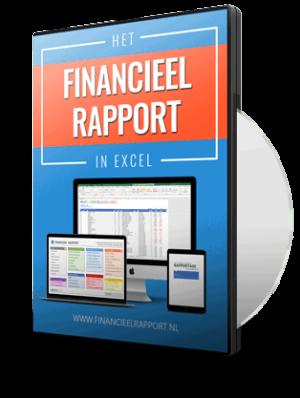 Financieel rapport in Excel