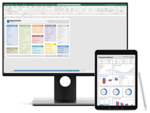 Boekhouden in Excel 7.0