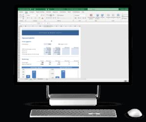 Eigenwoningforfait berekenen in Excel