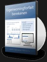 Bereken het eigenwoningforfait in Excel