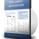DGA salarisadministratie in Excel