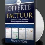 Offerte en factuur sjablonen Pro Edition