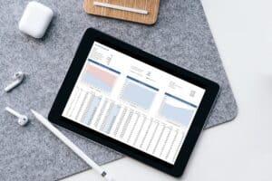 Maandlasten tijdens de bouw berekenen in Excel