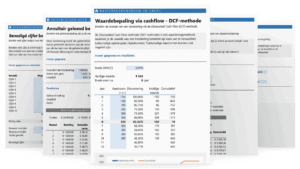 Financiële basis berekeningen in Excel