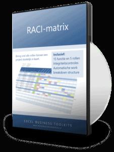 RACI-matrix in Excel