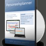 Personeelsplanner in Excel