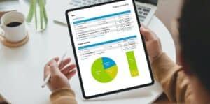 Dagtarief bus berekenen in Excel