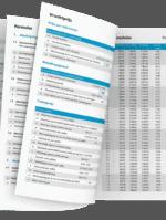 Alle rekenmodellen uit het boek Ondernemersdiploma Calculatie