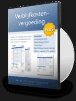 Verblijfskostenvergoeding in Excel - Plus